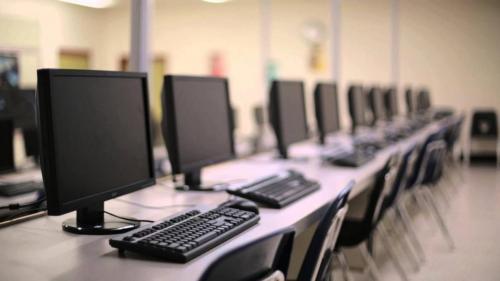computer department